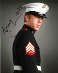 Damien Lewis,  Band of Brothers,   10 x 8  genuine signed autograph 10395